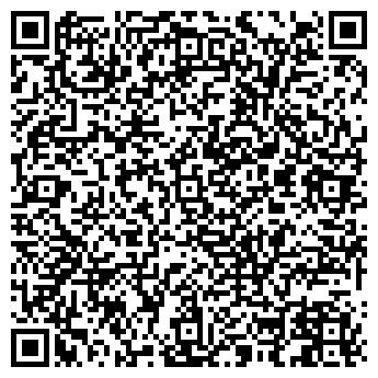QR-код с контактной информацией организации Одежда Zemal