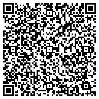QR-код с контактной информацией организации ООО ГАЗПРОМАВИА
