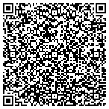 QR-код с контактной информацией организации ANNA LORENS fashion house