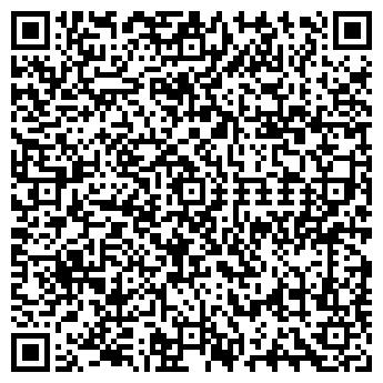 QR-код с контактной информацией организации ХИЖИНА ДЯДЯ РОМЫ