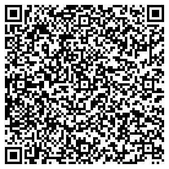 QR-код с контактной информацией организации Мастерская сrazybox
