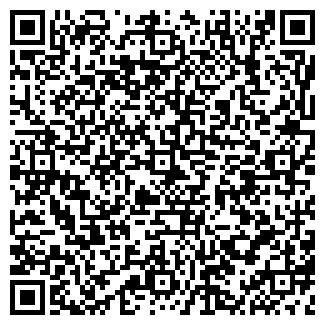 QR-код с контактной информацией организации ГОРИЗОНТ АО