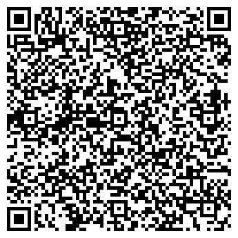 QR-код с контактной информацией организации Мамино Солнышко