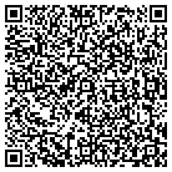 QR-код с контактной информацией организации Sanara