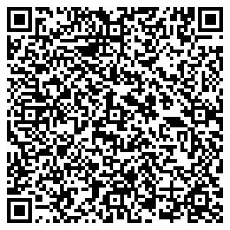 QR-код с контактной информацией организации ТЕТИС