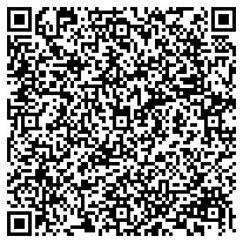 QR-код с контактной информацией организации Салон штор ИДЕАЛ
