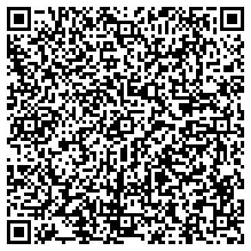 QR-код с контактной информацией организации ФЛП. Фентисов