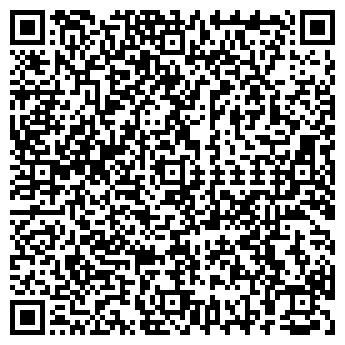 QR-код с контактной информацией организации NHN Украина