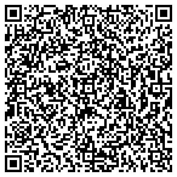 QR-код с контактной информацией организации Автогараж