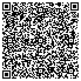 """QR-код с контактной информацией организации магазин """"Поток"""""""