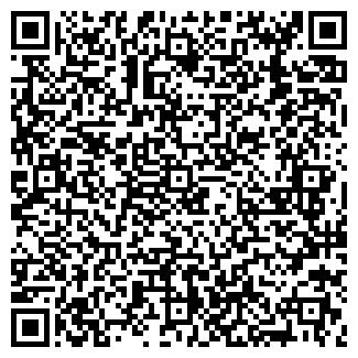 QR-код с контактной информацией организации ГОРОД ЗДОРОВЬЯ