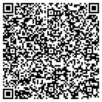 QR-код с контактной информацией организации КУРОРТЫ ЧЕРНОМОРЬЯ ГАЗЕТА