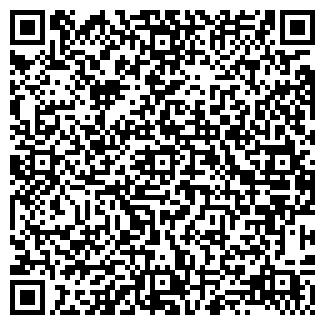 QR-код с контактной информацией организации ООО БАНХОФ