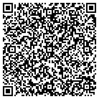QR-код с контактной информацией организации КРАСНОЯРСКИЕ АВИАЛИНИИ