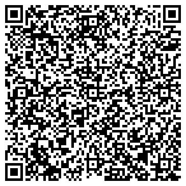 QR-код с контактной информацией организации Сервисный центр швейной техники
