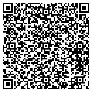 QR-код с контактной информацией организации ТОО ПЛАТАН