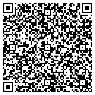 QR-код с контактной информацией организации ГеоРуст, ТОО