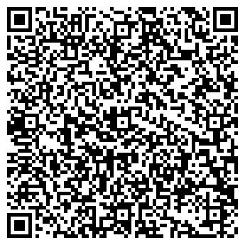 QR-код с контактной информацией организации Opel (Опел), ИП