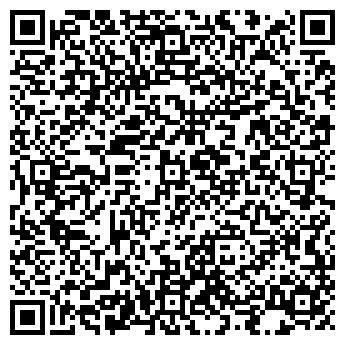 QR-код с контактной информацией организации ЧП МегаМэн