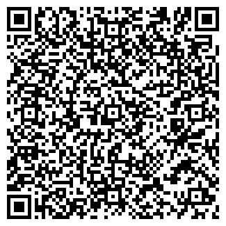 QR-код с контактной информацией организации ЗАО «ЮНАТЭКС»