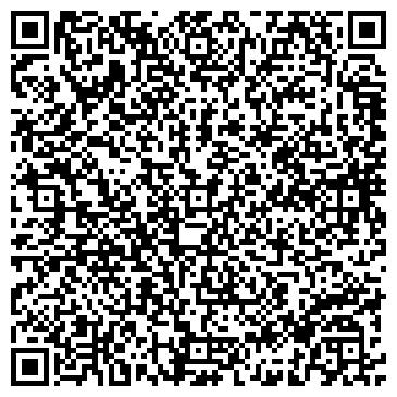 QR-код с контактной информацией организации Профстрой, ОДО