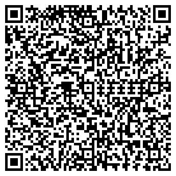 QR-код с контактной информацией организации Тиверан, ЧТУП