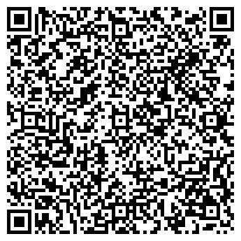QR-код с контактной информацией организации Луидор, ООО