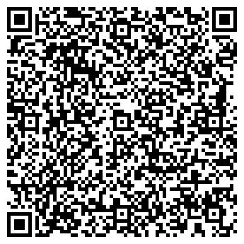 QR-код с контактной информацией организации Фрилендер, ТЧУП