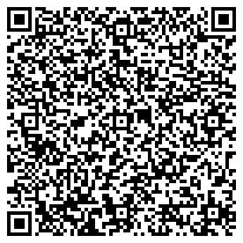 QR-код с контактной информацией организации Зеленая страна