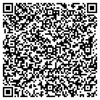 QR-код с контактной информацией организации Мустанг-Украина