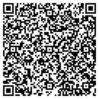 QR-код с контактной информацией организации Hilton-UA