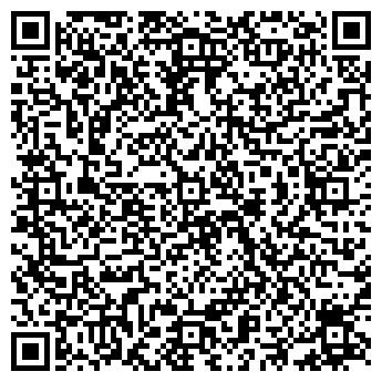 QR-код с контактной информацией организации Субъект предпринимательской деятельности Cинявский