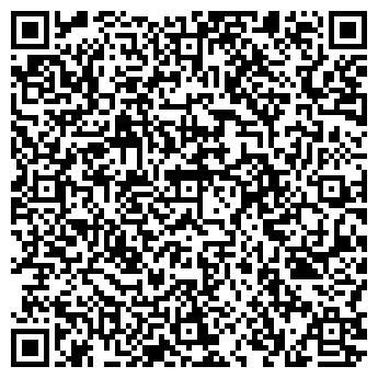 QR-код с контактной информацией организации Маннол Логистик, ООО