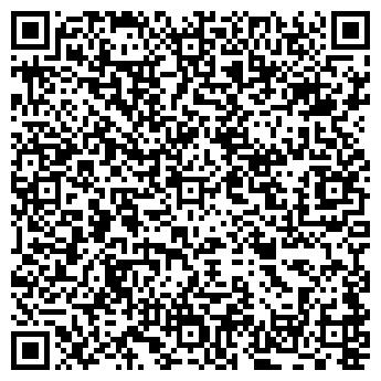 QR-код с контактной информацией организации Клондайк, ООО
