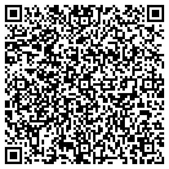 QR-код с контактной информацией организации Мегасклад, ЧП