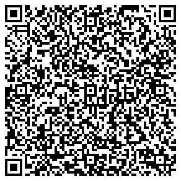 QR-код с контактной информацией организации РосКосметика, ООО