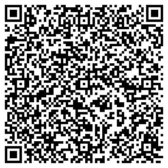 QR-код с контактной информацией организации ЗАВОД КРИСТАЛЛ, ОАО