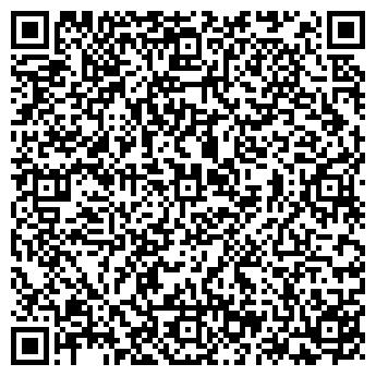 QR-код с контактной информацией организации Сангер, ЧП