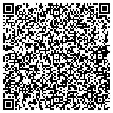QR-код с контактной информацией организации АТЕНА 2013, ООО