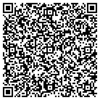 QR-код с контактной информацией организации Лакки Лайф, ООО