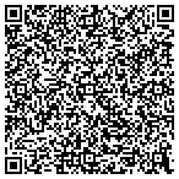 QR-код с контактной информацией организации Студия стекла, ЧП