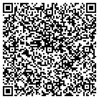 QR-код с контактной информацией организации Клинхим, ООО
