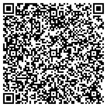 QR-код с контактной информацией организации Торгцентр, КП