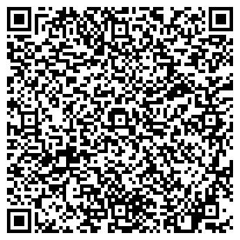 QR-код с контактной информацией организации Укрклей, ЧП