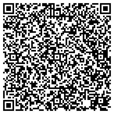 QR-код с контактной информацией организации ПластТрейд, ООО