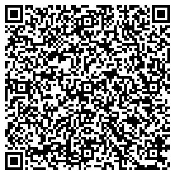 QR-код с контактной информацией организации АВВИ, ООО