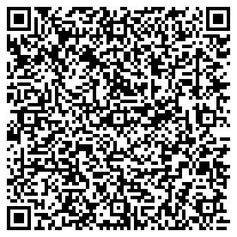QR-код с контактной информацией организации Логас, ООО