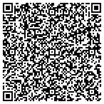 QR-код с контактной информацией организации Атис-Трейдинг, ООО