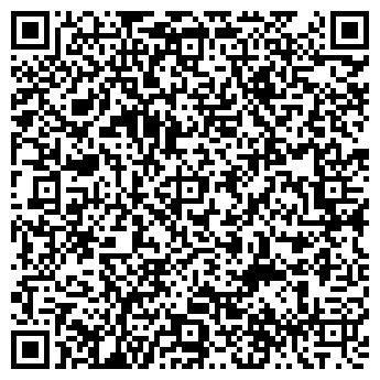 QR-код с контактной информацией организации Х Формула, ЧП