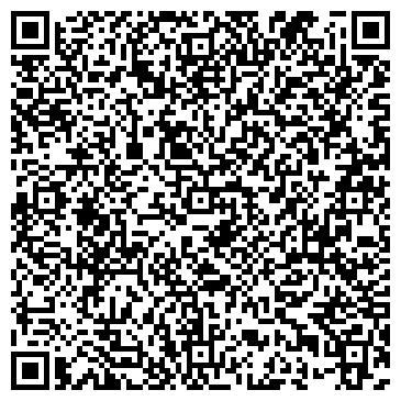 QR-код с контактной информацией организации РОЗНИЧНОЕ ТОРГОВОЕ ПРЕДПРИЯТИЕ СПУТНИК